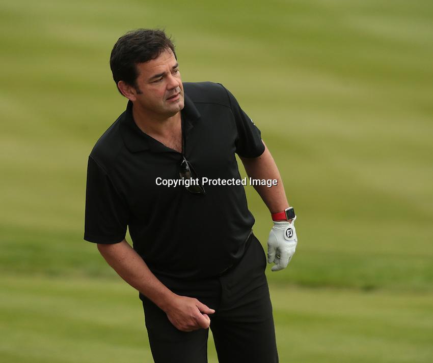 Golf Bmw Pga Championship Celebrity Pro Am At Wentworth
