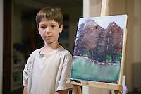 Jonah's Painting