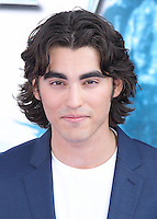 HOLLYWOOD, LOS ANGELES, CA, USA - MAY 28: Blake Michael at the World Premiere Of Disney's 'Maleficent' held at the El Capitan Theatre on May 28, 2014 in Hollywood, Los Angeles, California, United States. (Photo by Xavier Collin/Celebrity Monitor)