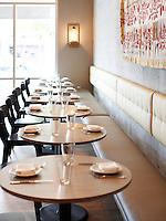 Watershed Restaurant.  Atlanta, Georgia.
