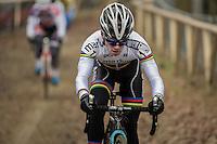 U23 CX World Champion Eli Iserbyt (BEL/Marlux - Napoleon Games)<br /> <br /> GP Sven Nys 2017