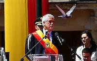 Enrique Peñaloza posesión alcalde mayor de Bogotá