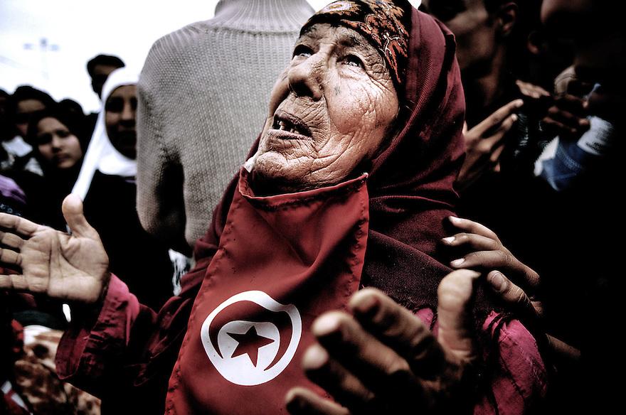 Tunisie, les oubliés de la révolution