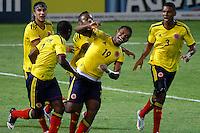 Colombia vs. Bolivia 15-01-2013
