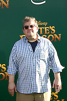 HOLLYWOOD, CA- AUGUST 8:  Patton Oswalt at the Disney premiere of 'Pete's Dragon' at El Capitan Theater in Hollywood, California, on August 8, 2016. Credit: David Edwards/MediaPunch