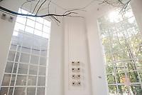 Espacio 52 art gallery, Colonia Roma, Mexico City