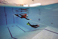 Freedive course by Fredrik Naumann