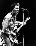 Bruce Springsteen 1981.© Chris Walter.
