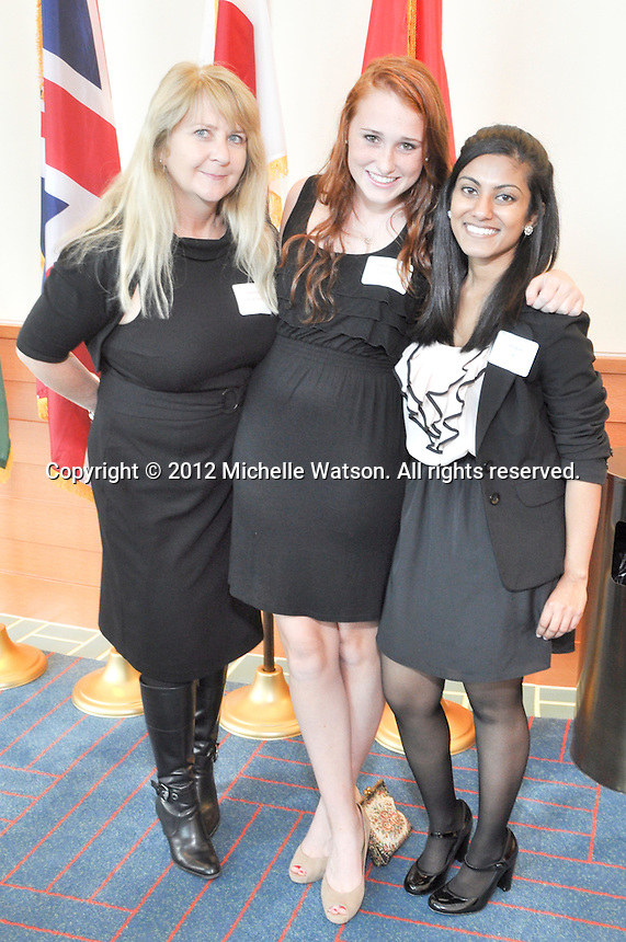 British American Foundation of Texas Awards Dinner at the Federal Reserve