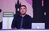 JUL 19 Naughty Boy performs live at Guilfest