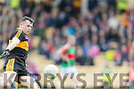 Alan O'Sullivan Dr Crokes in Action against  Loughmore-Castleiney in the Munster Senior Club Semi-Final at Crokes Ground, Lewis Road on Sunday