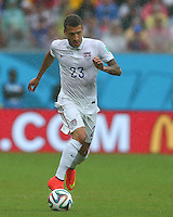 Fabian Johnson of USA