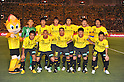 Kashiwa Reysol Team Group line-up, JULY 23, 2011 - Football : 2011 J.LEAGUE Division 1,6th sec between Kashiwa Reysol 2-1 Kashima Antlers at National Stadium, Tokyo, Japan. (Photo by Jun Tsukida/AFLO SPORT) [0003]