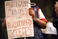 "15.11.2016 - ""Protest The European Custody & Detention Summit"" #ECDS16"