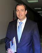 Washington, DC - May 20, 2008 -- United States Representative Vito J. Fossella (Republican of New York) departs his Capitol Hill office in Washington, DC on Tuesday, May 20, 2008.  Fossella announced he will not run for re-election in November..Credit: Ron Sachs / CNP