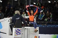 SCHAATSEN: HEERENVEEN: IJsstadion Thialf, 20-22-01-2017, KPN NK Sprint & Allround, ©foto Martin de Jong