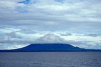 Lake Nicaragua and Volcan Concepcion on Isla de Ometepe, Nicaragua
