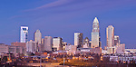 This current 2012 - 2012 skyline photo of Charlotte NC is one of my favorite of all the Charlotte skyline photos Ive taken. In the full res version this photo has lots of little details in it when viewed up close as well as being a beautiful image when zoomed out of this photo. Charlotte NC has one of the best skylines to photograph.<br />