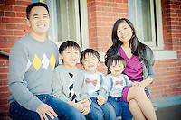 Carlos Family Portraits | Presidio of San Francisco