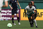 18 July 2009: Saint Louis' Eniola Aluka (ENG). The Washington Freedom defeated Saint Louis Athletica 1-0 at the RFK Stadium in Washington, DC in a regular season Women's Professional Soccer game.