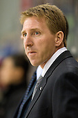 Nate Leaman (PC - Head Coach) - The Boston University Terriers defeated the visiting Providence College Friars 4-2 (EN) on Saturday, December 13, 2012, at Agganis Arena in Boston, Massachusetts.