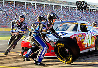 Coca-Cola 600 Race at the Charlotte Motor Speedway