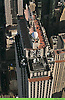 Tishman Speyer Buildings Areal Views: Chrysler Building, 30 Rockeffellar, Hearst Tower, Met Life Building by Tishman Speyer