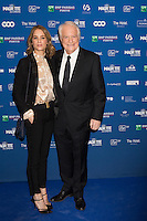 Andr&eacute; Dussollier &amp; Odile de Groodt : 7&egrave;me C&eacute;r&eacute;monie des Magritte du Cin&eacute;ma, qui r&eacute;compense le septi&egrave;me art belge, au Square, &agrave; Bruxelles.<br /> 7th edition of the Magritte du Cinema awards ceremony.<br /> Belgium, Brussels, 4 February 2017
