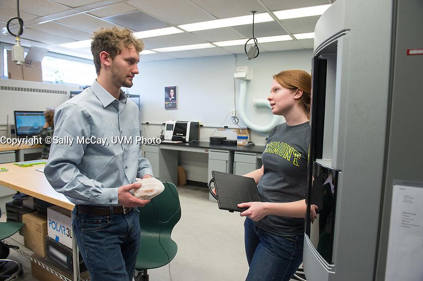 Cullen Jemison at CEMS FAB Lab