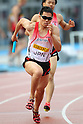 Yuzo Kanemaru (JPN), .MAY 6, 2012 - Athletics : .SEIKO Golden Grand Prix in Kawasaki, Men's 4400m Relay .at Kawasaki Todoroki Stadium, Kanagawa, Japan. .(Photo by Daiju Kitamura/AFLO SPORT) [1045]
