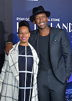 Actor Mahershala Ali at the Los Angeles premiere for &quot;La La Land&quot; at the regency Village Theatre, Westwood. <br /> December 6, 2016<br /> Picture: Paul Smith/Featureflash/SilverHub 0208 004 5359/ 07711 972644 Editors@silverhubmedia.com