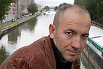 French author Philippe Claudel in Nancy.