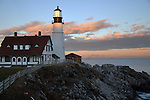 Portland Head Lighthouse, Maine<br />