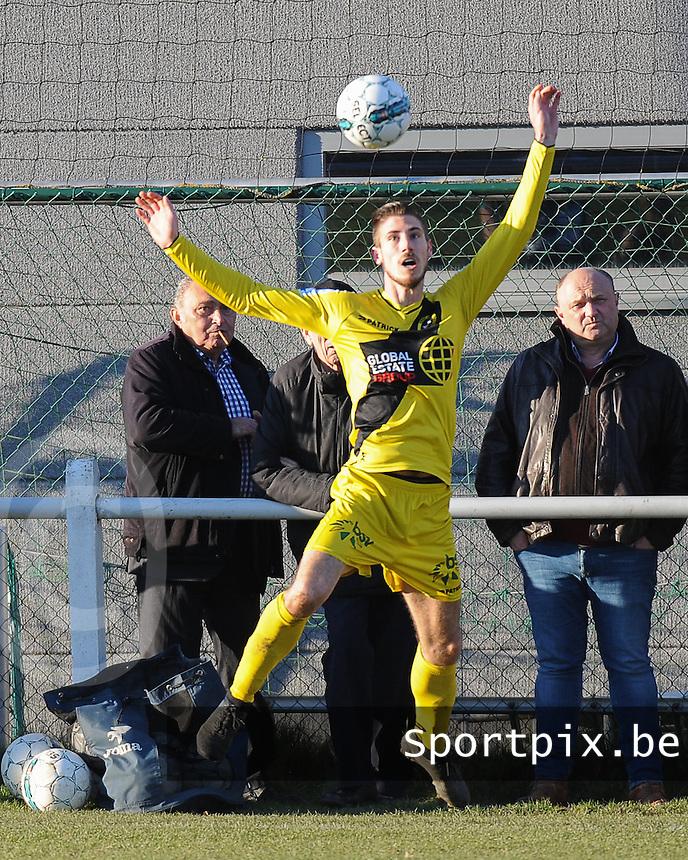 WS LAUWE :<br /> Tom Hillewaere<br /> <br /> Foto VDB / Bart Vandenbroucke