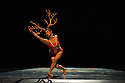 Philippe Decoufle Company DCA presents PANORAMA at Sadler's Wells. Picture shows: Lisa Robert.