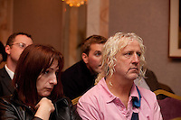 NO REPRO FEE. VOTE NO TO THE 30TH AMENDMENT.  Mick Wallace TD is pictured at the Official launch of the 'NO' Campaign at the The Westbury Hotel, Dubliin. Picture James Horan/Collins.