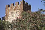 Castle, Silves, Algarve, Portugal