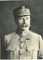 1918 file photo - Petain