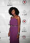 Honoree Brigid Turner Attends The 4th Annual Beauty and the Beat: Heroines of Excellence Awards Honoring Outstanding Women of Color on the Rise Hosted by Wilhelmina and Brand Jordan Model Maria Clifton Held at the Empire Room, NY 3/22/13