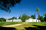 California: Sutter's Fort in Sacramento..Photo copyright Lee Foster, 510/549-2202, lee@fostertravel.com, www.fostertravel.com..Phooto #: caitin101