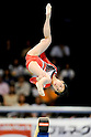 Koko Tsurumi (JPN),JULY 3rd, 2011 - Artistic Gymnastics :Japan Cup 2011 Women's Individual All-Around Balance Beam at Tokyo Metropolitan Gymnasium in Tokyo, Japan. (Photo by AZUL/AFLO)