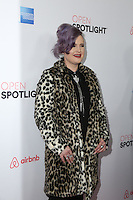LOS ANGELES, CA - NOVEMBER 19: Kelly Osbourne attends the 3rd Annual Airbnb Open Spotlight on November 19, 2016 in Los Angeles, California.  (Credit: Parisa Afsahi/MediaPunch).