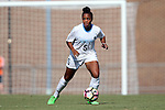 21 August 2016: North Carolina's Maya Worth. The University of North Carolina Tar Heels hosted the University of North Carolina Charlotte 49ers in a 2016 NCAA Division I Women's Soccer match. UNC won the game 3-0