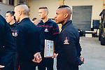 service civique - pompiers