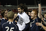 MSOC: Messiah College vs. Rutgers University-Camden (12-07-13)