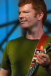 AC Newman of the New Pornographers performing at the Austin City Limits Music Festival in Austin Texas