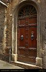 Studded Door, Alle Due Porte B&B, Via di Stalloreggi, Siena, Italy