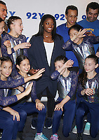 NEW YORK, NY November 18:Simone Biles, 92Y Gymstars at 92Y presents 2016 Olympic Gold Medalist Simone Biles in Conversation with Daphne Oz  at the 92nd Street Y in New York City.November 18, 2016. Credit:RW/MediaPunch