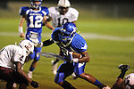 Water Valley vs. J.Z. George in Homecoming football action in Water Valley, Miss. on Friday, September 10, 2010.