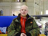 Andrej Lesnik war an der Front in Donbass. Tausende Freiwillige kämpften in der Ukraine für die Errichtung von Neurussland.